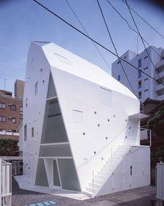 Sorte house by A.L.X.
