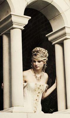 The princess awaits her prince