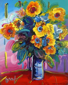 Peter Max Art | Peter Max Brings Collection of Art to Stone Harbor for Labor Day ...