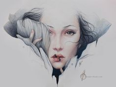 Jennifer Healy | Colored Pencils