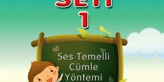 Özel Eğitime Muhtaç Çocuklar İçin Okuma-Yazma Seti