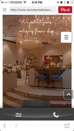 Weddings by VIENNA Wedding Flower Arrangements, Wedding Flowers, Vienna, Concept, Weddings, Floral, Creative, Wedding Floral Arrangements, Mariage