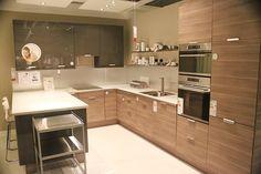 kuchnia brązowo biała - Szukaj w Google