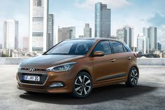 The all-new 2015 Hyundai hatchback has been officially revealed ahead of its Paris motor show debut in October. It's not the first we've seen of the new - spies spotted the car in India a wee . Auto Hyundai, Hyundai I20 2015, New Hyundai, Hyundai Cars, Hyundai Models, Top 10 Sports Cars, Fiat 500x, Nissan Terrano, Automobile