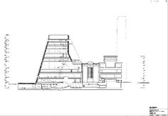 A New Museum for the Century A computer generated image of the new building, from the south © Hayes Davison The new development of Tate Modern will. Tate Modern London, Turbine Hall, Herzog, Aerial View, Cladding, Floor Plans, Construction, Architecture, Building