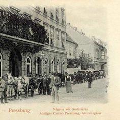 Bratislava, Foyer, Mesto, Angeles, It Cast, Street View, History, Painting, Cinema