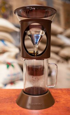 Brewover 3 in 1 coffee brewing device bringing fresh specialty coffee to everyone! Control flow pour over and cold brew coffee maker.