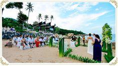 Wedding Thailand | Wedding Resort Koh Samui Thailand
