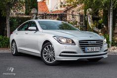 Hyundai Genesis 2015 Review