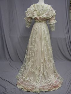 A Summer Time Confection Edwardian Dress