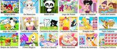 Jogos de Meninas, Cozinha e Moda: Diversos games em 3 incríveis sites