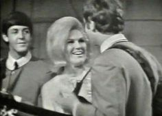 Dusty Springfield interviews the Fab Four.