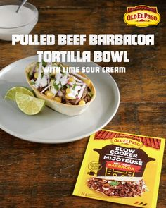 Have an easy taco night with Old El Paso's Beef Barbacoa slow cooker seasoning mix. Let the slow cooker do the work, and get the great flavour. All the taste, none of the effort. Slow Cooker Recipes, Crockpot Recipes, Cooking Recipes, Zone Recipes, Aloo Recipes, Hamburger Recipes, Sauce Recipes, Easy Recipes, Recipies