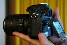 Nikon D750 hands-on photos