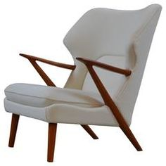 Lounge Chair by Kurt Olsen from 1955