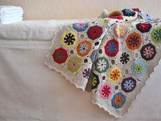 Ravelry: victoriaoc's Scrappy Blanket
