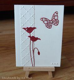 #memory box cards #prim poppy #pippi butterfly