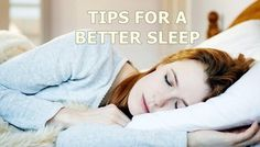 Tips for a Better Sleep A good night's sleep is extremely important for your mental and emotional health. Better sleep helps you to be more productive, have more energy all throughout the day and perform better in daily tasks. If your sleeping cycle and rhythm are disrupted, it might be necessary for you to take …