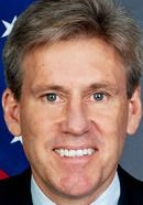 Ambassador Chris Stevens, portrayed by Matt Letscher in '13 Hours: The Secret Soldiers of Benghazi.' Read '13 Hours: History vs. Hollywood' http://www.historyvshollywood.com/reelfaces/13-hours/