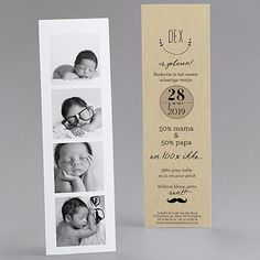 Geboortekaartje BN21
