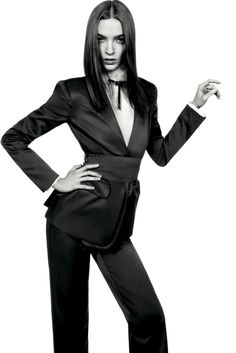 Givenchy Spring 2009 campaign preview: Mariacarla Boscono, ph: Inez Van Lamsweerde and Vinoodh Matadin
