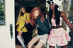 """This Is Amazing: Wildfox Recreates """"Clueless"""" For Its Spring 2013 Campaign   