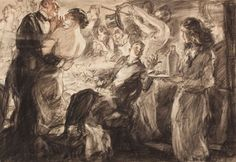 """Henry Raleigh - """"Soiree"""""""