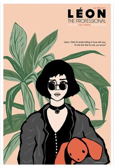 This movie print is an illustration inspired from Luc Bessons Mathilda character in Leon the Professional. Its an original artwork by cincine from TerminalPresents. Also available as a set: https://www.etsy.com/listing/333525272 ► ABOUT THE SIZE ⇒ Please pick your desired size from the drop-down menu. ♦ 12 x 18 (~30cm x 45cm) ♦ 16 x 24 (~40cm x 60cm) ⇒ Each size has additional white borders for easy framing. ⇒ The frame is for reference only and is not included. ► ABOUT THE PRINT ⇒ We...