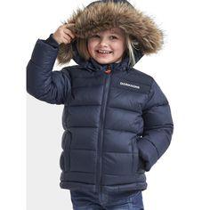 Didriksons Digory Kids Puffa Jacket | Navy – Sportbaby