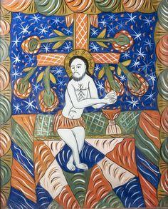 Ikon, True Vine, Kiesel, Nalu, Vines, Painting, Painting Art, Paintings, Painted Canvas