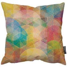 Fab.com | Cuben Atlas Throw Pillow