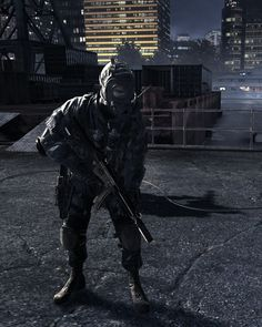 Call of Duty: Modern Warfare 3 - Sgt.Wallcroft - SAS