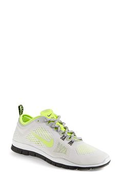 Nike 'Free TR Fit Training Shoe (Women) available at black/cool grey/grey/white-not this nonsense in the pic Cheap Womens Nike Shoes, Nike Shoes For Sale, Nike Free Shoes, Cheap Nike, Nike Tights, Nike Boots, Black Nike Sneakers, Nike Workout, Gym Workouts
