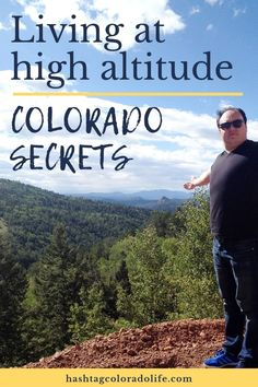 Living at high altitude in #Colorado comes with a new set of difficulties and challenges. The air is drier, it's harder to take in oxygen — even food cooks differently! Here are the Colorado secrets to visiting, living, baking, and cooking at high elevation. #highaltitude #highelevation #coloradoliving Estes Park Colorado, Aspen Colorado, Colorado Springs, Denver Colorado, Colorado Quotes, Loveland Colorado, Road Trip To Colorado, Moving To Colorado, Visit Colorado