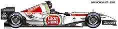 BAR Honda #3 🇬🇧 Jenson Button