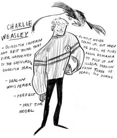 Underrated Harry Potter Characters Premium Weasley