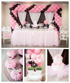 What a gorgeous Pink & Brown First Birthday Party submitted by MelSweets. You will enjoy every detail that makes this party an elegant and unique celebration!