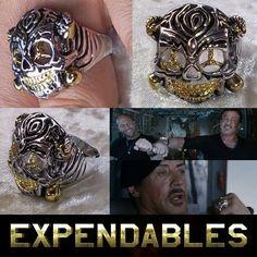 Bague expendables 3