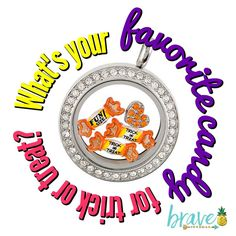 Do you love Halloween? Who doesn't love candy (even year round)?   Capture and create your Halloween memories and stories in a Living Locket from Origami Owl.  Join my Facebook VIP group for fun, specials, surprises and much more.  https://nancypye.origamiowl.com/shop/collections/halloween