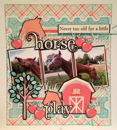 Nanne's Creations: Horse Play-