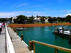 Russell wharf and beach - Things to Do in The Bay of Islands - The Trusted Traveller
