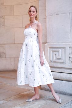 Lauren Santo Domingo at Chanel's Fine Jewelry Dinner at The New York Public Library on June 2, 2016