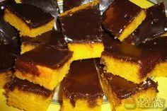 Receita de Bolo de cenoura molhadinho em receitas de bolos, veja essa e outras receitas aqui!