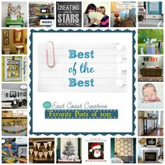 Our Favorite Projects and Posts of 2013. The Best of the Best of East Coast Creative 2013. #Bestof2013 #ontheblog #Favorites #BlogPosts #2013