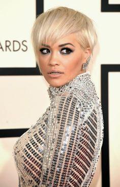 Rita Ora 2015 Grammys