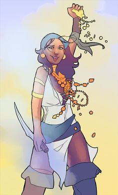 Isabela http://knight-enchanter.tumblr.com