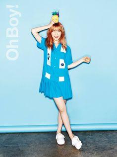 Soohyun (AKMU) - OhBoy! Magazine vol. 68