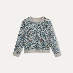 "Sweatshirt ""Sifflet"" PAUL AND JOE SISTER Paul And Joe, Sisters, Pullover, Boutique, Sweatshirts, Fashion, Knit Jacket, Gifts, Moda"