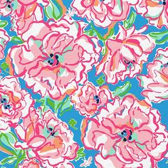 Lily Pulitzer prints that can be used as computer wallpaper, etc.