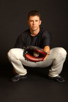Kristen- there is no more whining when it comes to squatting. Look at Buster Posey